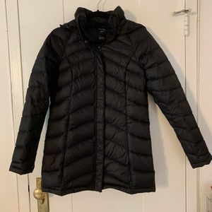 North Face Black Puffer